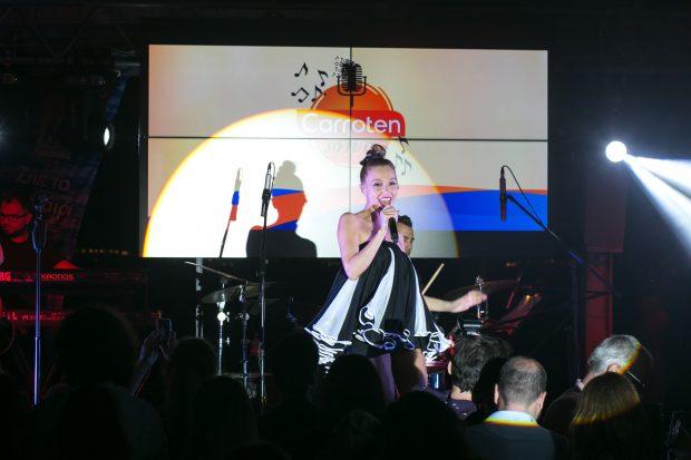 19. Carroten Party _ Tamta live