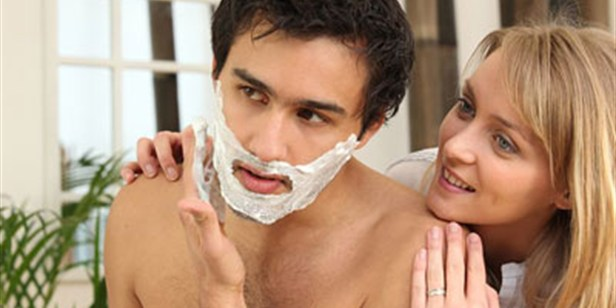 Beauty advice - male grooming