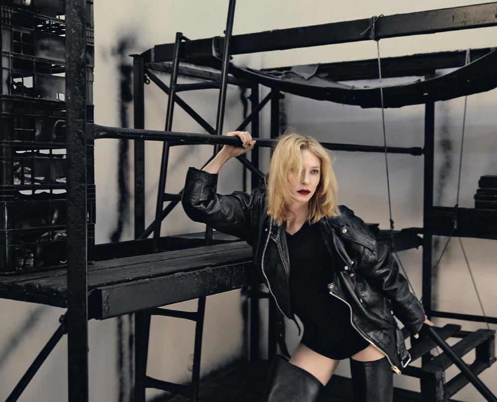 Cate Blanchett 032c Magazine-4