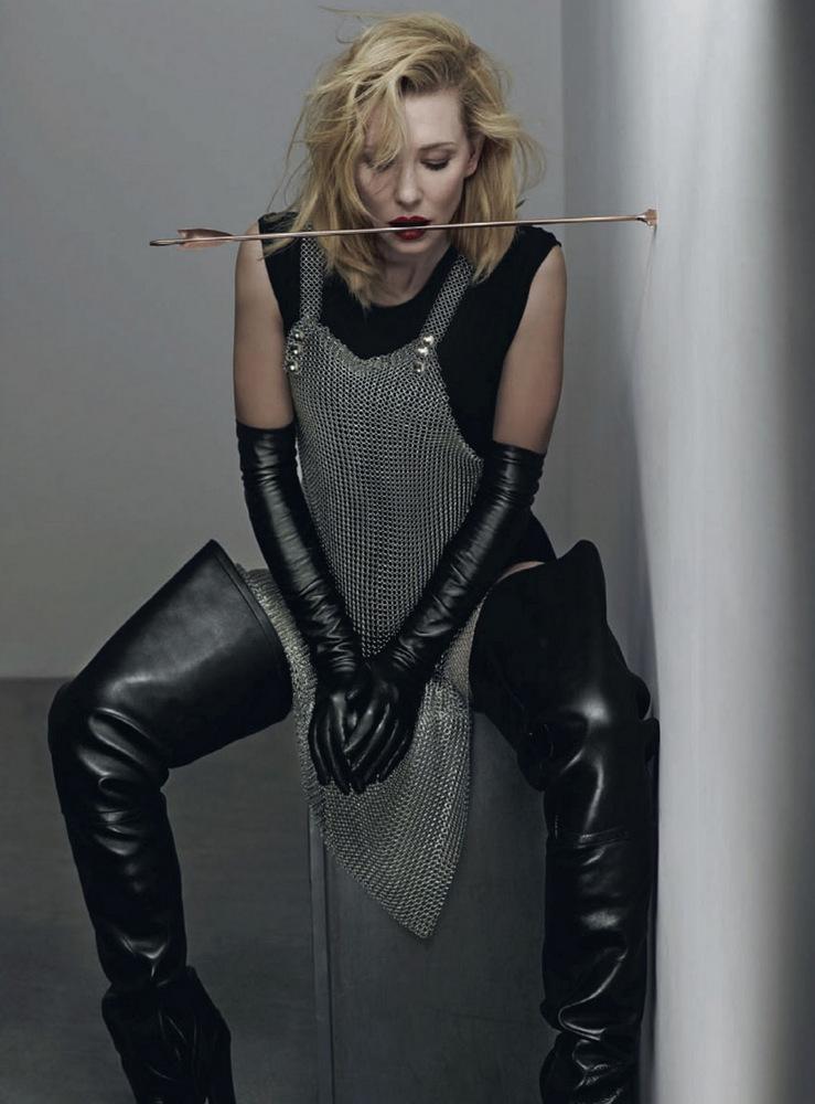 Cate Blanchett 032c Magazine-5