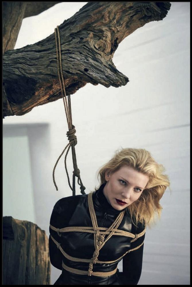 Cate Blanchett 032c Magazine-7