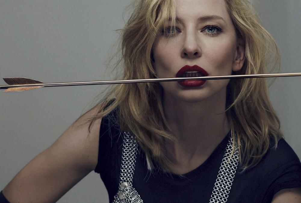 Cate Blanchett 032c Magazine