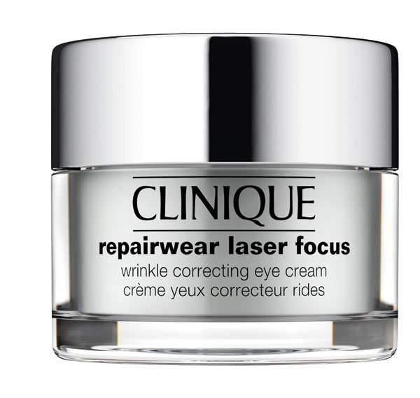 beautynews  Clinique Wrinkle Correcting New Entry: Κρέμα ματιών, Clinique Repairwear Laser Focus.