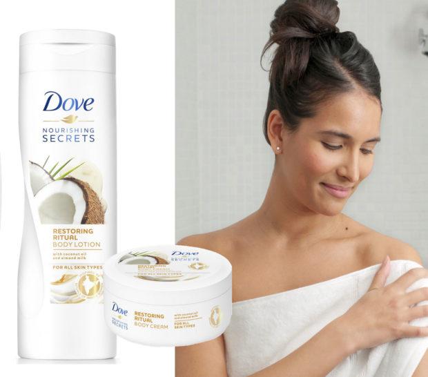 Dove-restoring -ritual