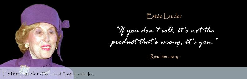 beautyexpert  Estee Lauder tagline Αυτοί, που έγραψαν ιστορία, στον κόσμο της Ομορφιάς.