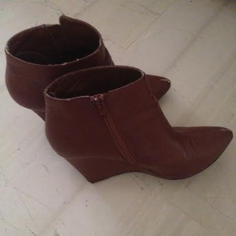 Forever 21-ankle boots-1