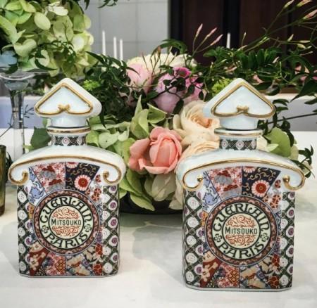 GUERLAIN mitsuko arita porcelain