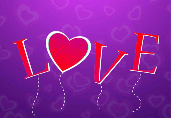 Happy-Valentines-Day-Purple