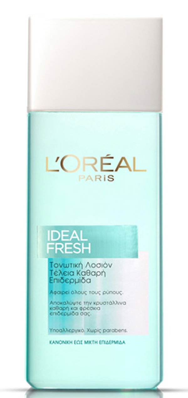 Ideal-Fresh-lotion