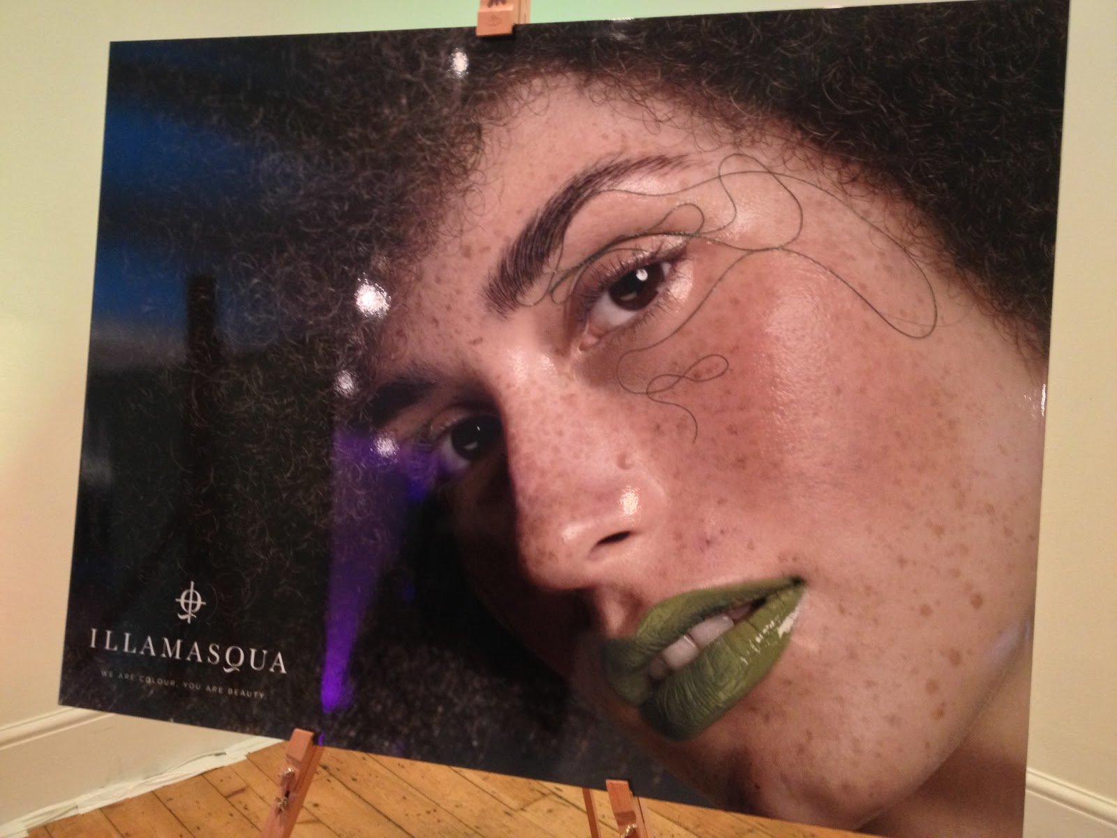 Illamasqua Imperfection 1