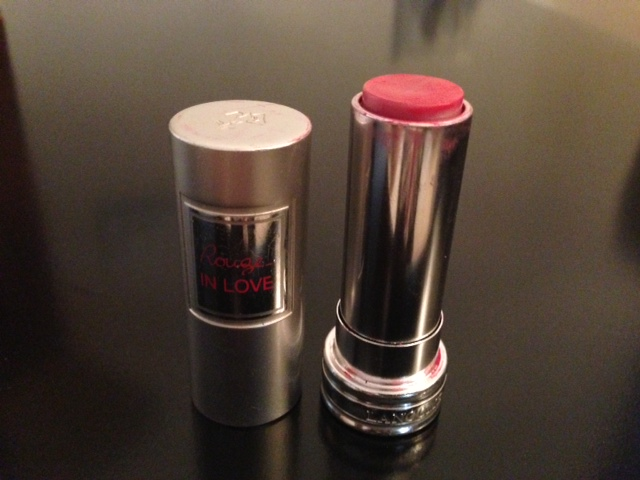 Lancome-Rouge in Love-Julia