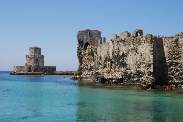 Methoni_castle_Burtzi