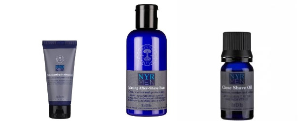 Neal's Yard Remedies- for men