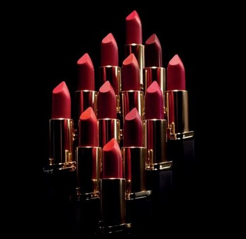 Red-lipsticks-L'Oreal Paris-1