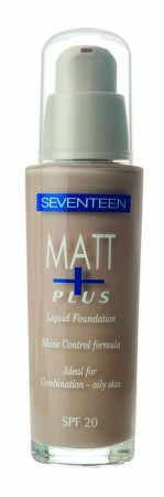 SEVENTEEN_Matt Plus Liquid Foundation_No04natural_beige