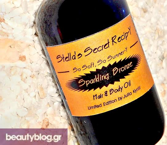 Stellas-secret-recip-Y-Sparkling Bronze-Hair Body-Oil-open!