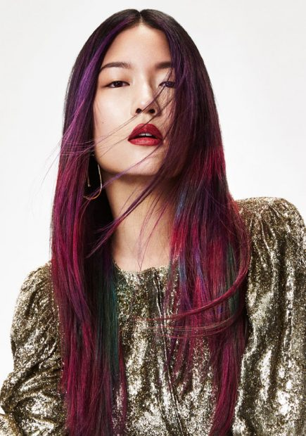 YUEN-SZE-JIA-OIL-SLICK-HAIR
