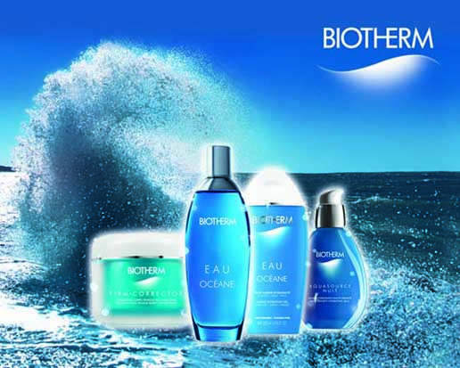 freefunbeauty  beauty from the deep Biotherm: Από τα βάθη του ωκεανού, στο νεσεσέρ σας!