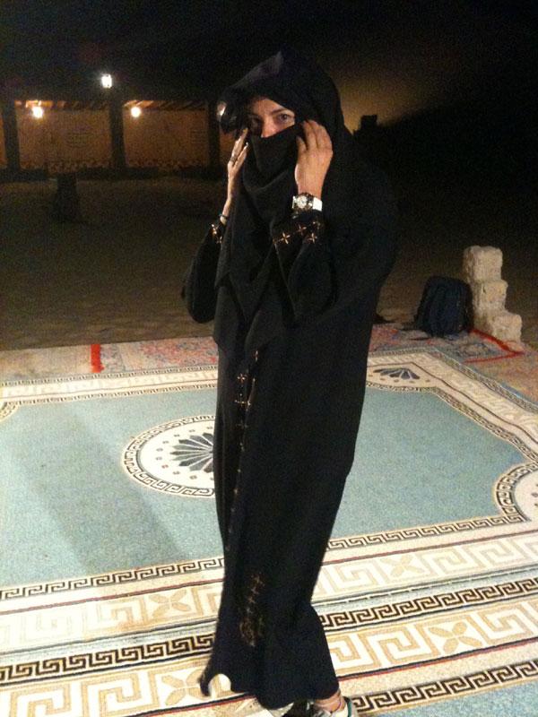 bedouin-woman