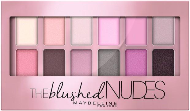 blushed nudes palette