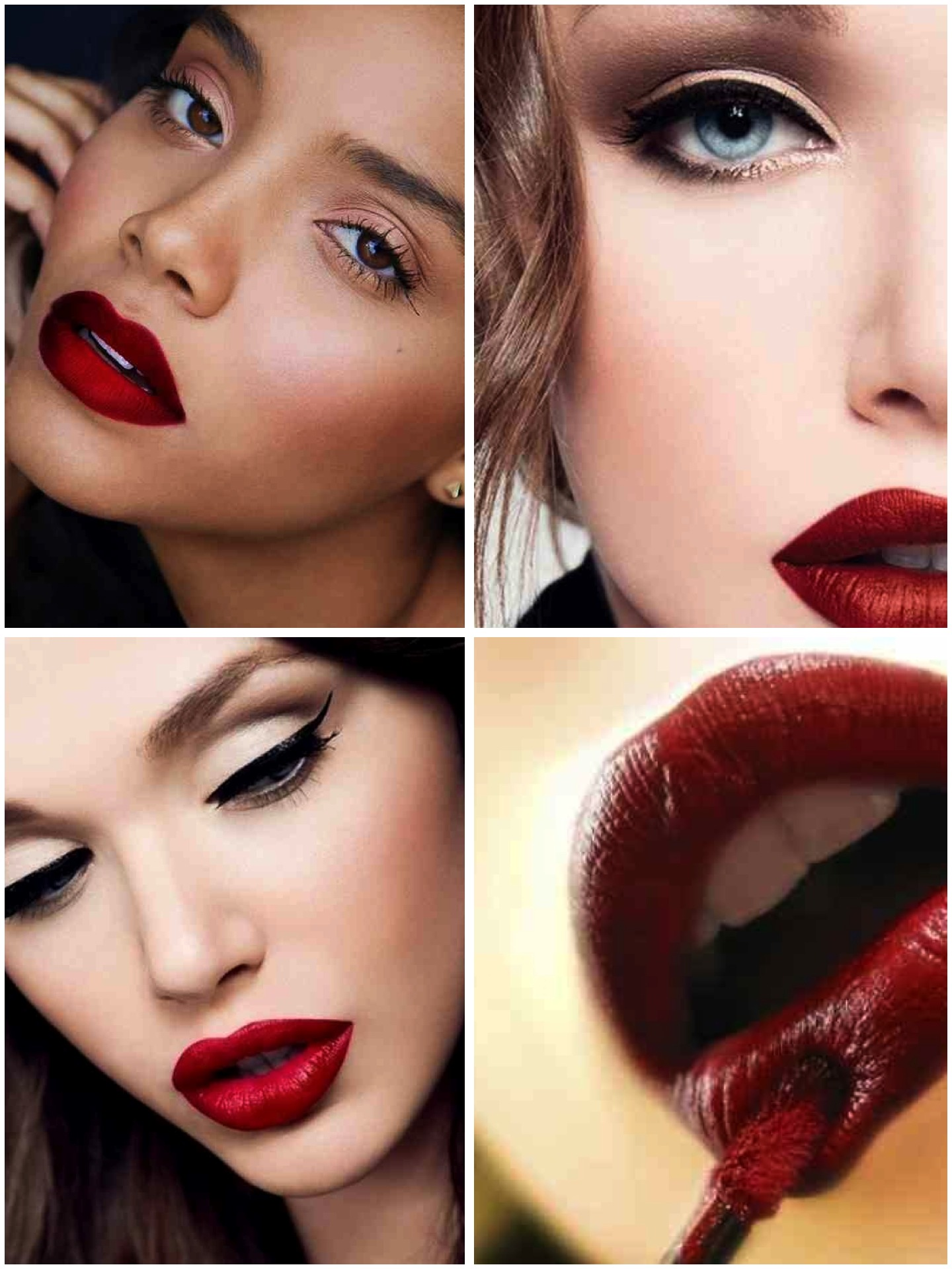 burgundy-lips-open
