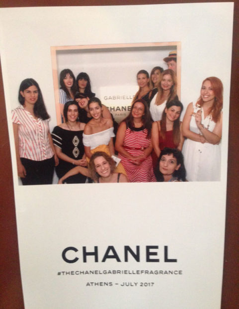 chanel-greek-team