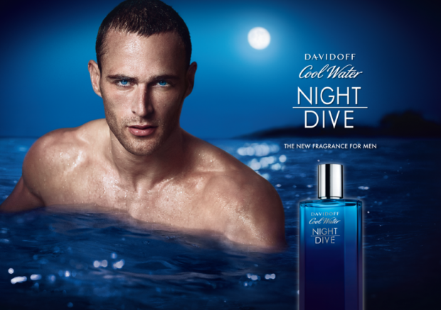 Davidoff cool water night e