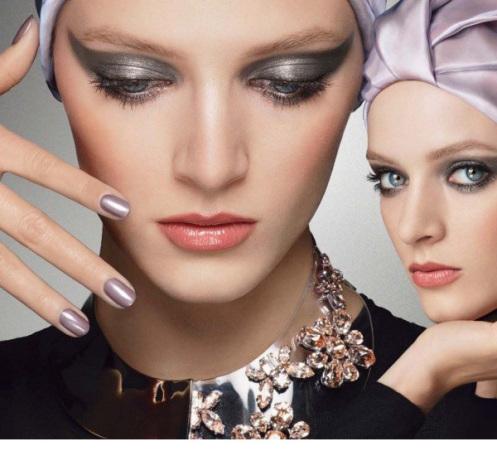 dior-fall-2013-makeup-collection-model-shot