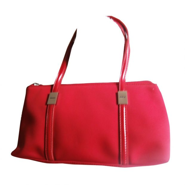 dkny-red-bag