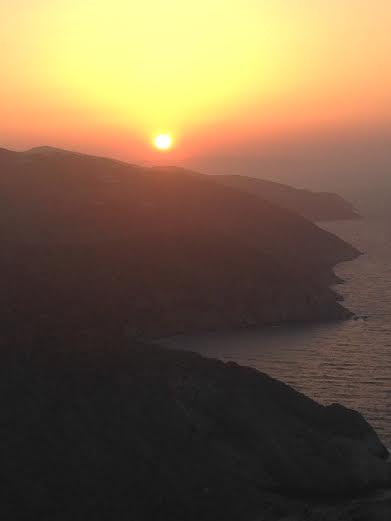dove-sunset