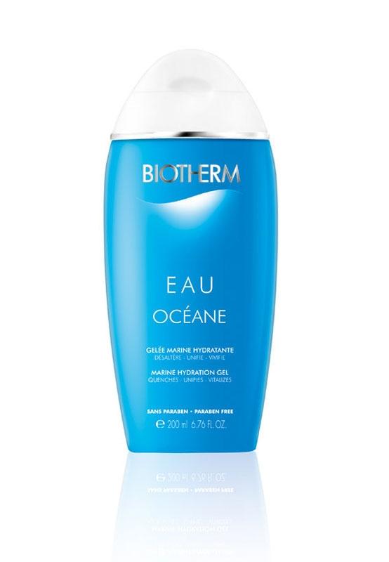 freefunbeauty  eau oceane hydration gel Biotherm: Από τα βάθη του ωκεανού, στο νεσεσέρ σας!