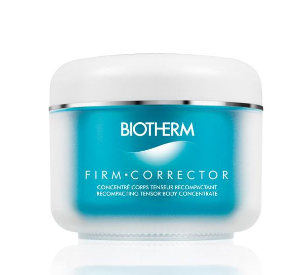 freefunbeauty  firm corrector1 Biotherm: Από τα βάθη του ωκεανού, στο νεσεσέρ σας!