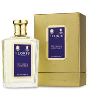 floris-perfume-wedding bouquet