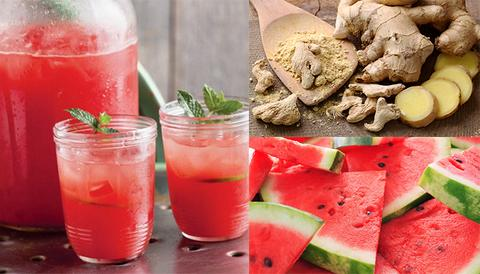 ginger-watermelon