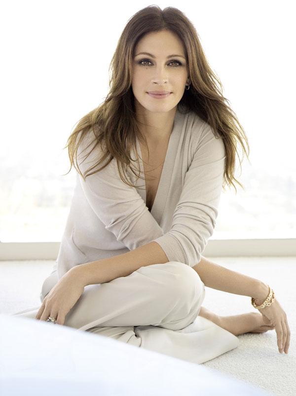 "beautynews  julia roberts1 Lancome: ""La Vie est Belle"", το νέο άρωμα..."