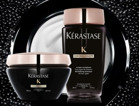 kerastase-chronologist-mask and shampoo