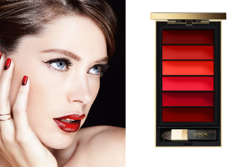 loreal-palette-red