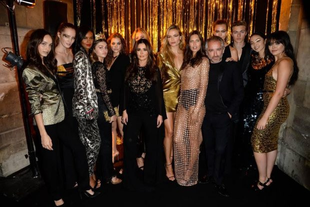 loreal-paris-gold-obsession-party