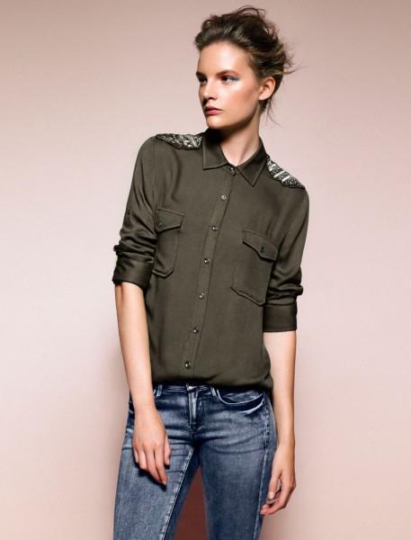 guestpost  mango10 Φθινόπωρο 2012: Η συλλογή Mango με μοντέλο την Sara Blomqvist.