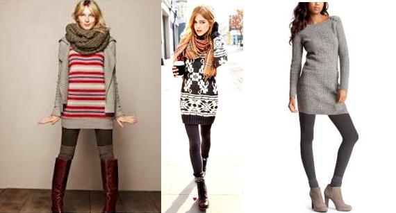 4 τρόποι να φορέσετε το πλεκτό σας mini φόρεμα από το πρωί μέχρι το ... f860a81b5fe