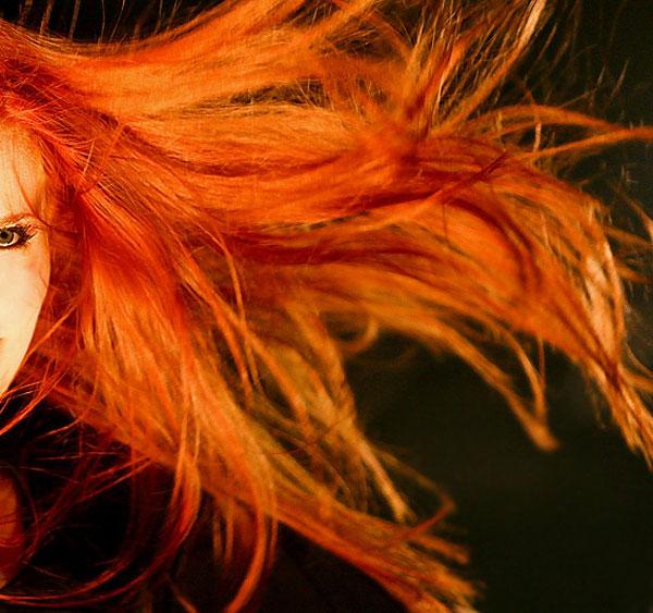 red-hair!
