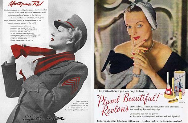 beautyexpert  revlon vintage ads Αυτοί, που έγραψαν ιστορία, στον κόσμο της Ομορφιάς.