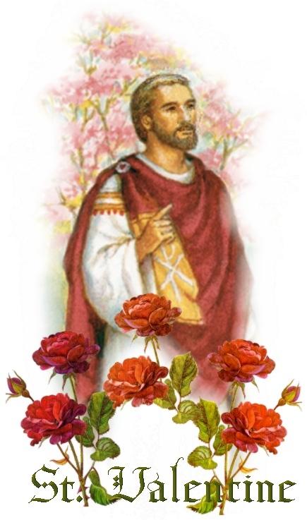 st valentine-saint