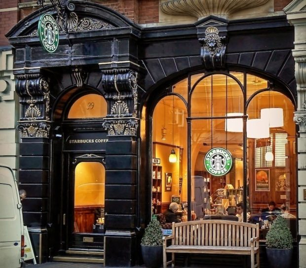 starbucks-london