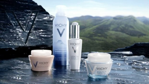 vichy-product-range