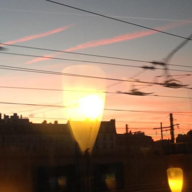 vichy-train-sunrise