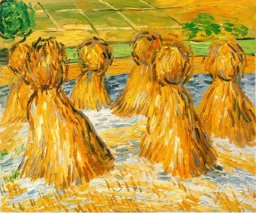 vincent-van-gogh-sheaves-of-wheat-ii