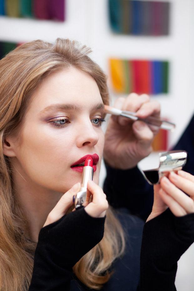 vodianova-lipstick