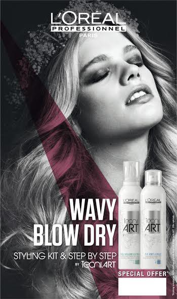 wavy-blow-dry