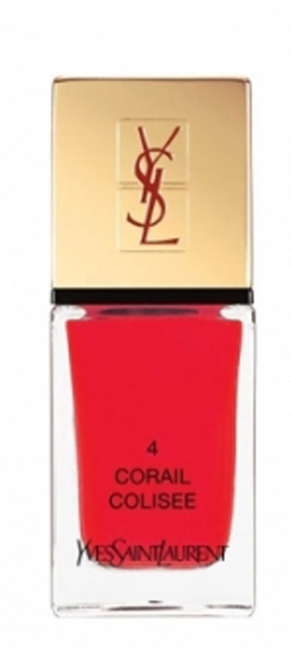 beautyexpert  ysl 4 Corail Colisee Essie: Summer Collection, Kαλοκαιρινά Βερνίκια!